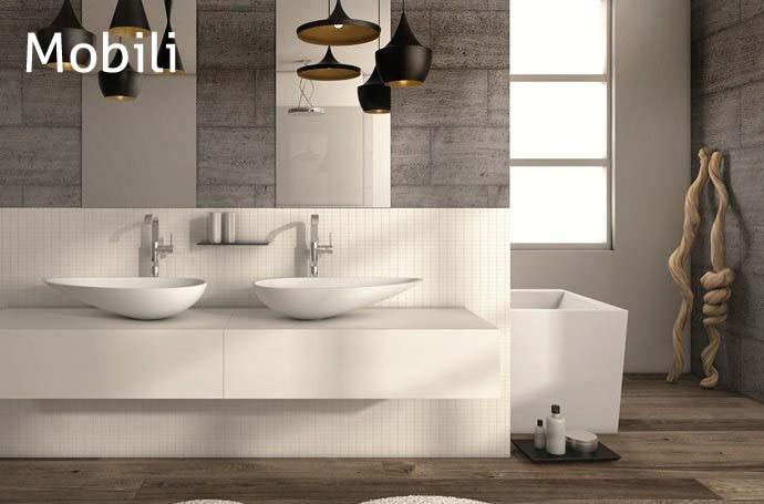 termotecnica industriale e arredobagno, mobili per il bagno ... - Arredo Bagno Treviso