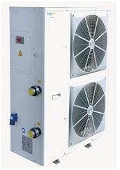 Refrigeratore aria-acqua