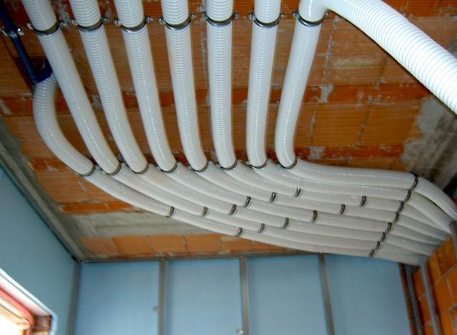 I vantaggi della ventilazione meccanica controllata - Impianto di ventilazione forzata bagno cieco ...
