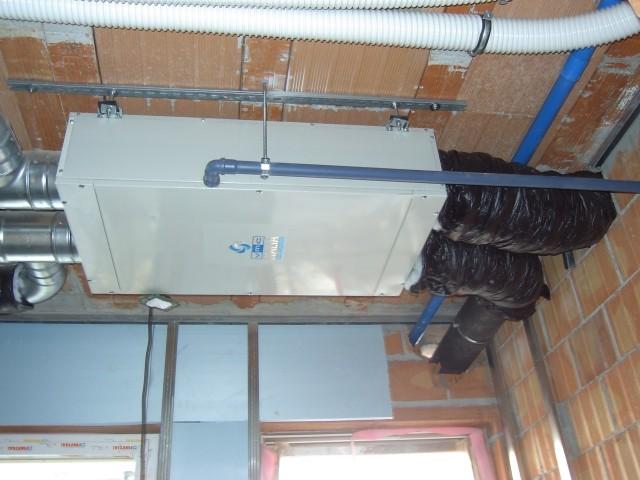 I vantaggi della ventilazione meccanica controllata for Ventilazione meccanica