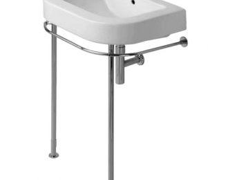 DURAVIT Happy-d lavabo con sostegno