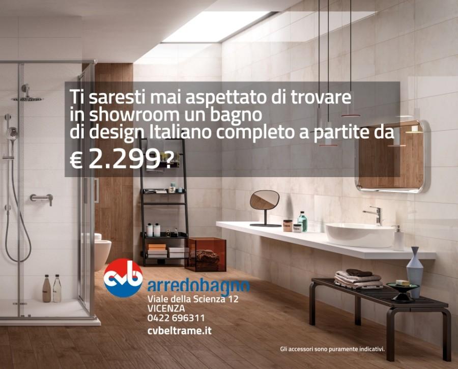 bagno di design italiano - commerciale veneta beltrame spa - Arredo Bagno Beltrame