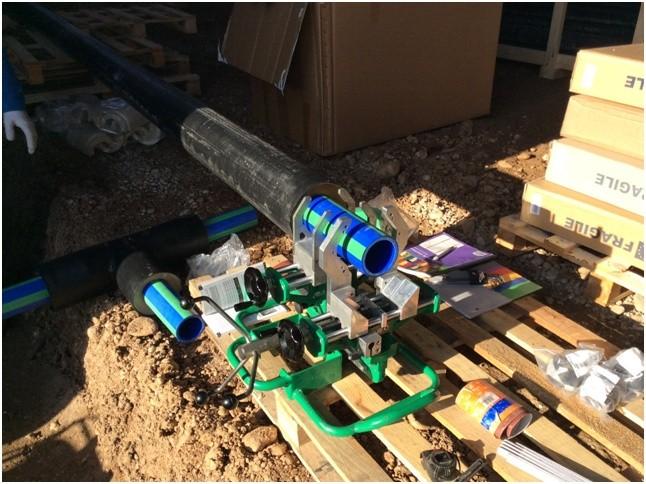 Sistemi di tubazioni da interro commerciale veneta beltrame - Tubazioni gas metano interrate ...