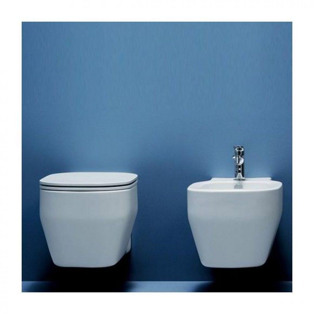 Azzurra Ceramica Sanitari Spa.Azzurra Sanitari Glaze Vaso Bidet Sospeso Commerciale Veneta
