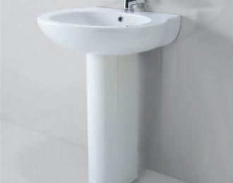 AZZURRA SANITARI Full lavabo cm 68 con colonna
