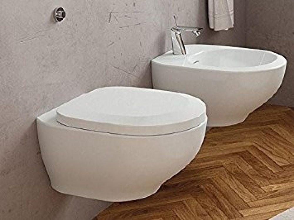 Vasca Da Bagno Teuco Wilmotte : Teuco outline vaso con sedile e bidet sospesi commerciale veneta