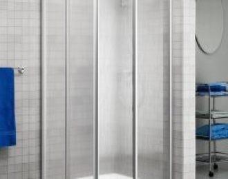 DUKA Prima 2000 Glass cabina ad angolo/box  90×75