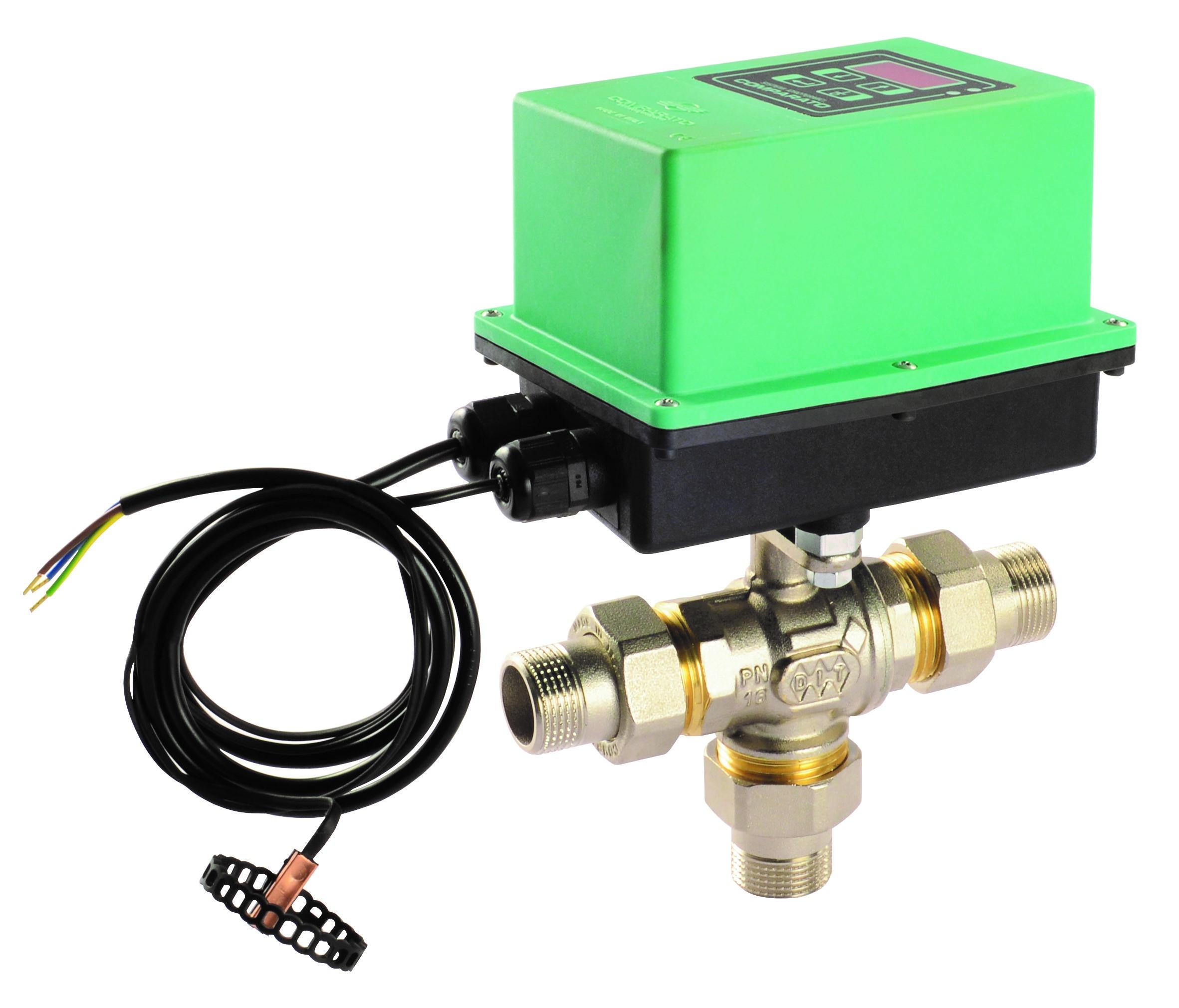 Temperatura Mandata Impianto A Pavimento termoregolazione dell'impianto radiante - commerciale veneta